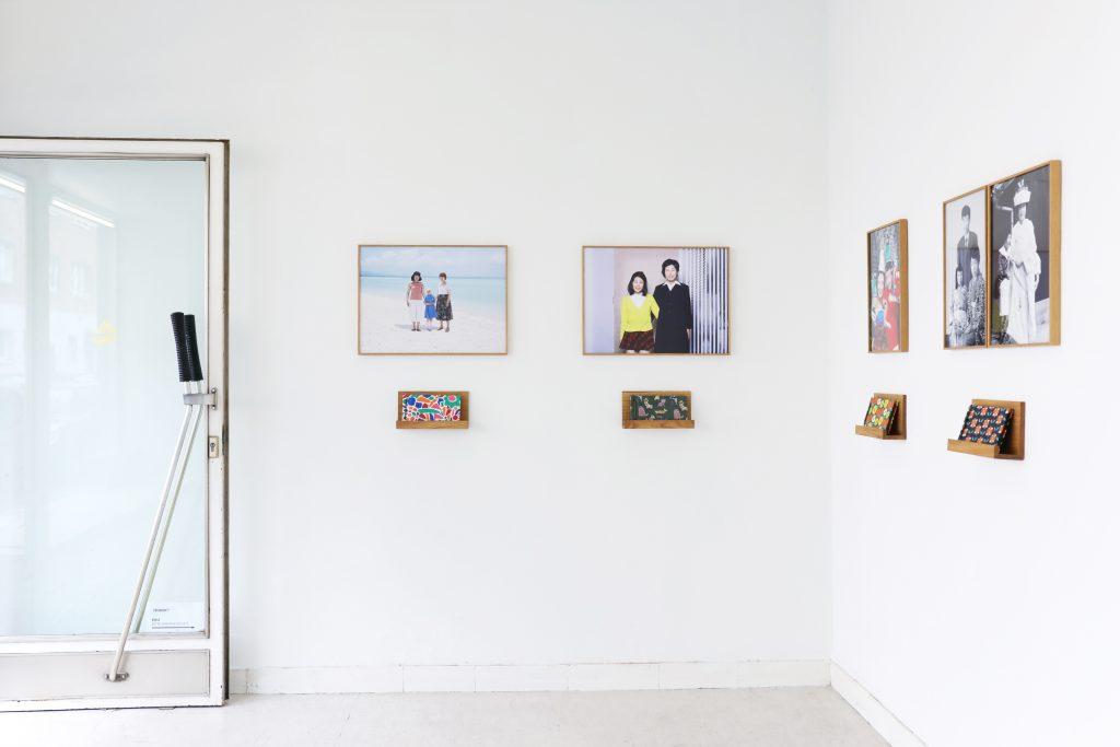 © Rie Yamada - Ausstellungsansicht FOTORAUM KÖLN